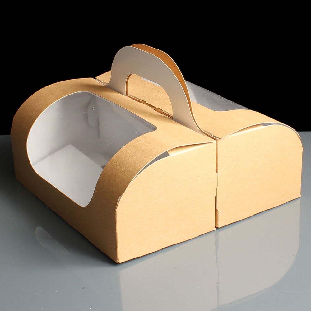 Cardboard Muffin Or Cupcake Carrier 500