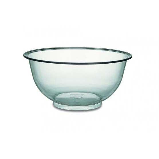 11l White Polypropylene Mixing Bowl 380 X 180mm