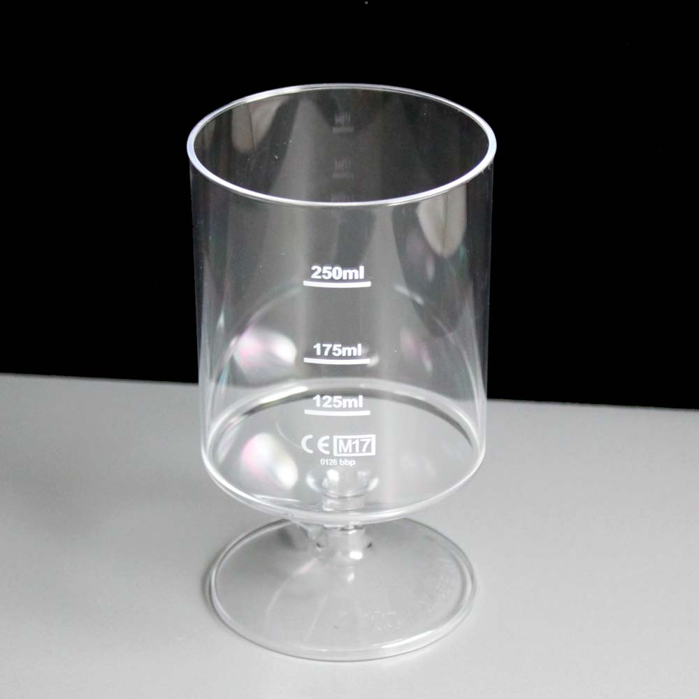1009480008b Reusable Plastic Wine Glasses | Cater 4 You