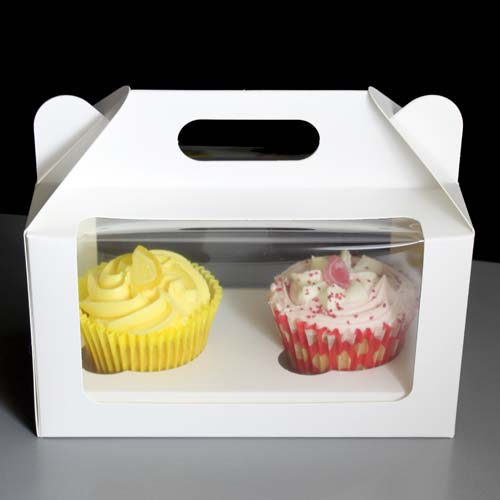 Cup Cake Boxes With Inserts