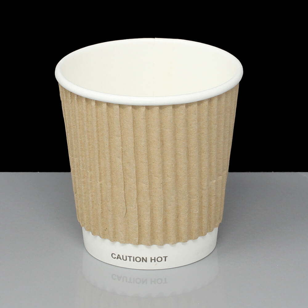 Disposable Kraft Paper Coffee Cup Wraps Buy Cup Wraps