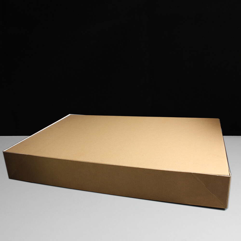 Biodore Catering Cake Box With Window 550 X 370 X 80mm