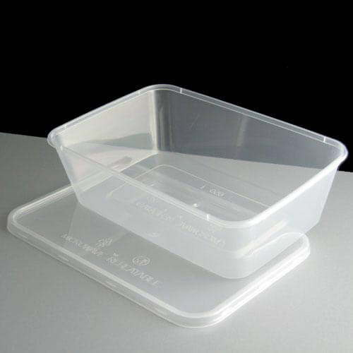 Plastic Containers In Demand In Food Service Industry