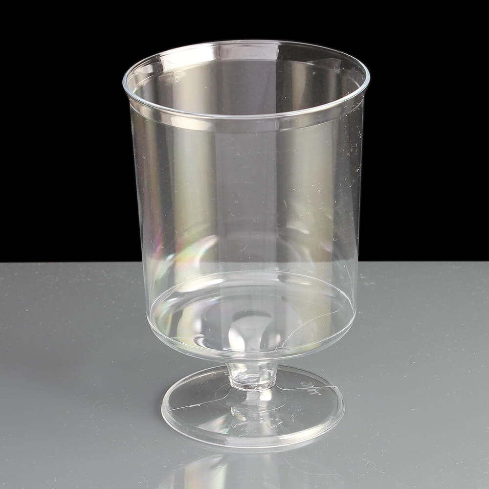 C7006 Classic Plastic Wine Glass