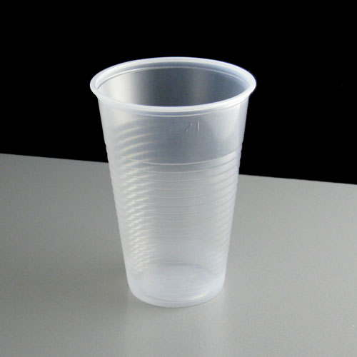 7oz Translucent Disposable Water Cooler Cup