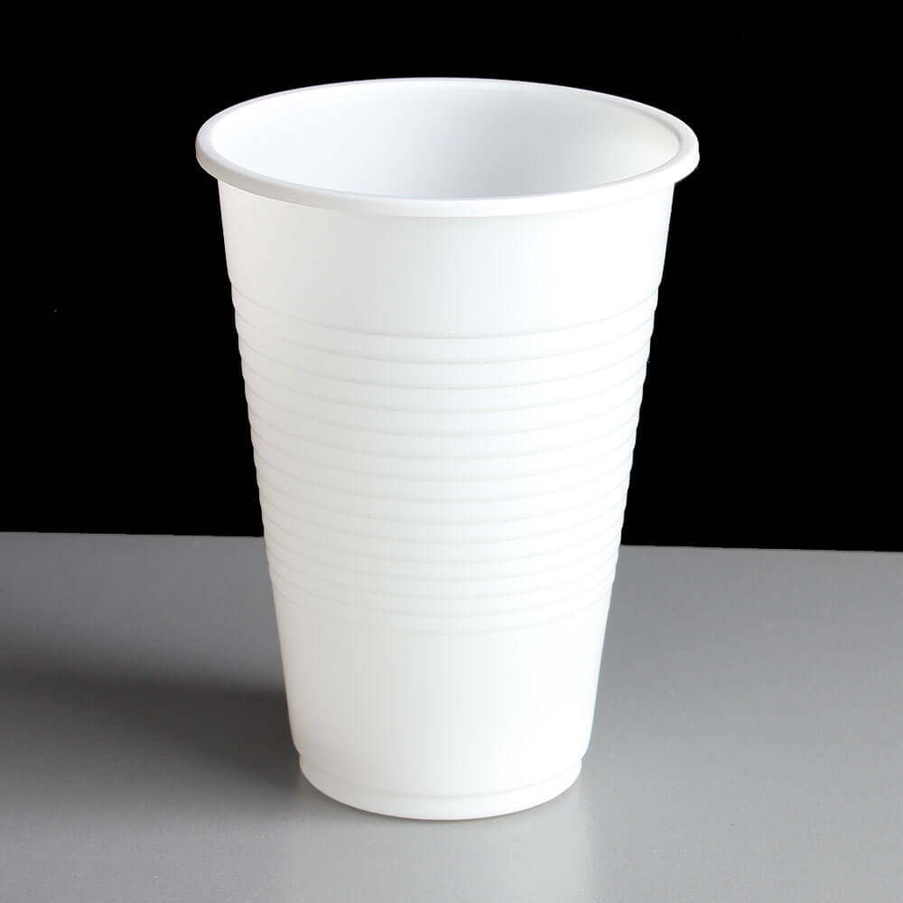 7oz White Disposable Water Cooler Cup