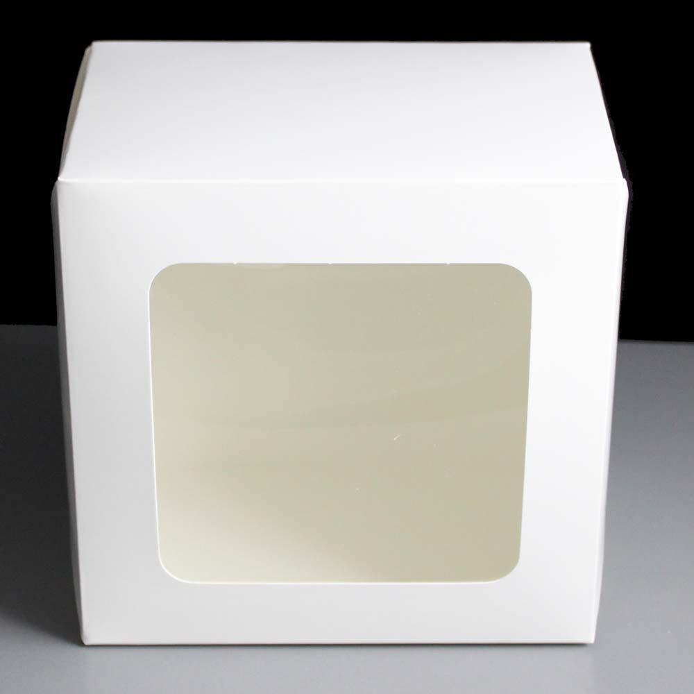 Window Cake Boxes Uk