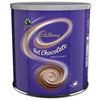 Cadbury Instant Hot Chocolate 2kg Add Water