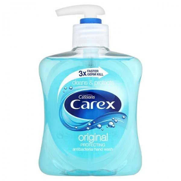 Carex Complete Hand Soap 250ml Bottle