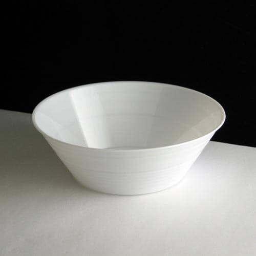 Small White Plastic Bowl