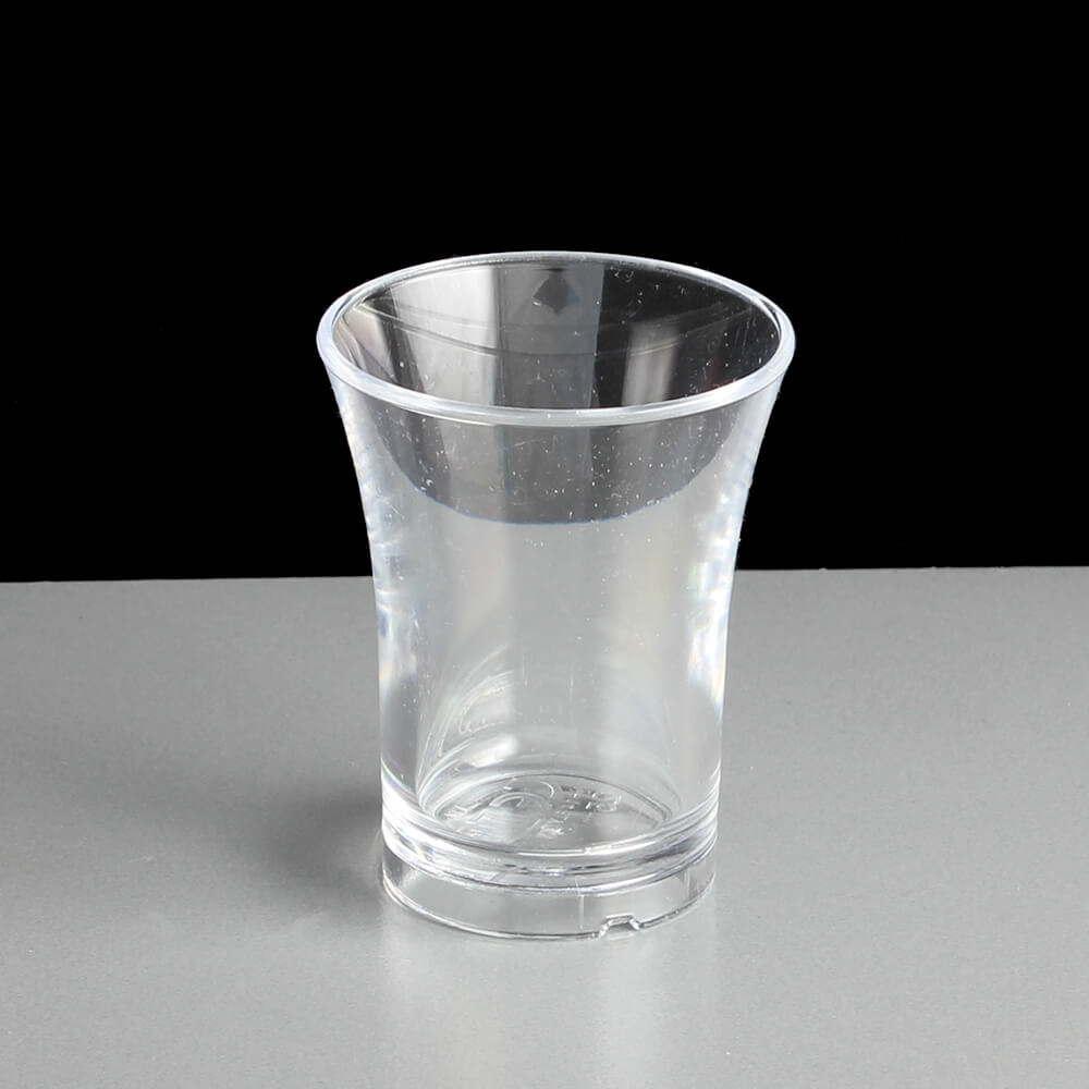 Biodegradable Shot Glasses