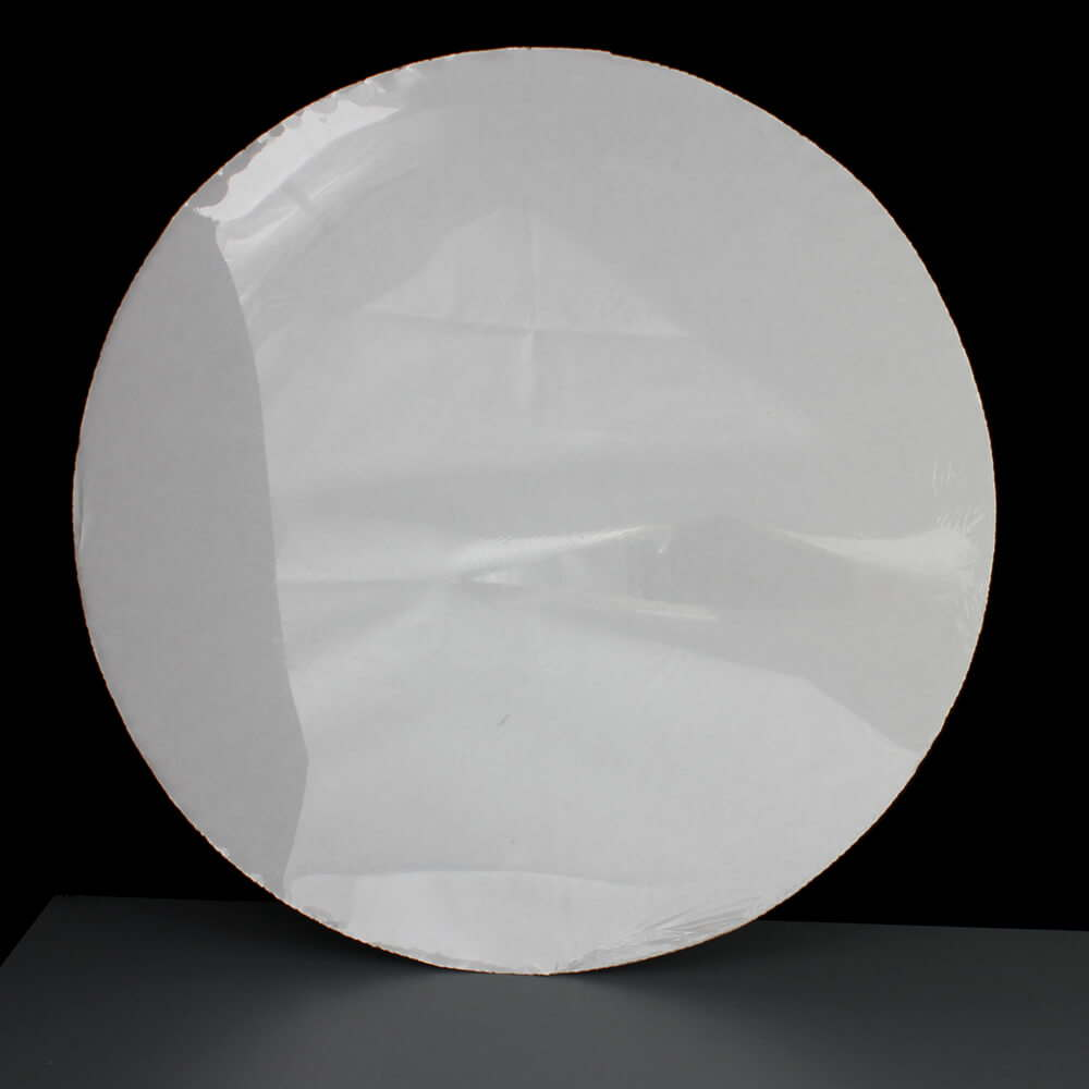 Shrink Wrap Film For 7 And 9 Inch Card Pizza Discs