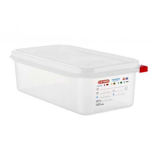 Araven Gn1 3 Airtight Food Storage, Airtight Food Storage Container