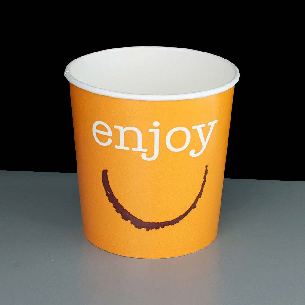 24oz Enjoy Hot And Cold Food Container And Lid