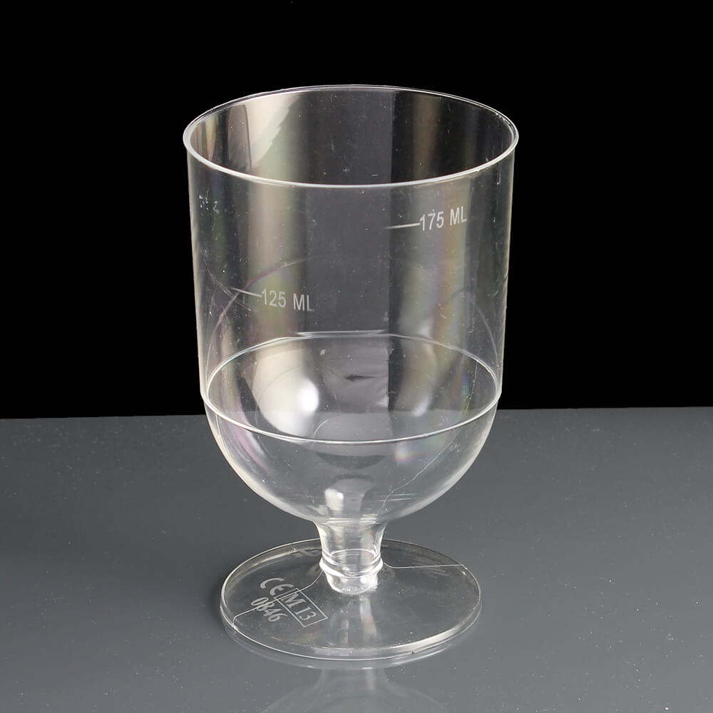 Ml Disposable Wine Glasses