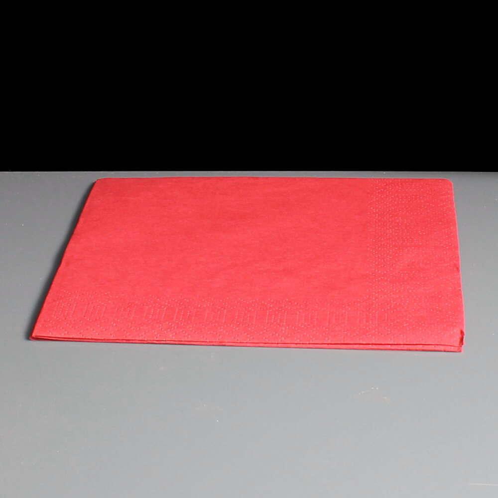 1000 Brown 2 Ply Tissue Napkins Serviette 33cm x 33cm Restaurant Takeaway