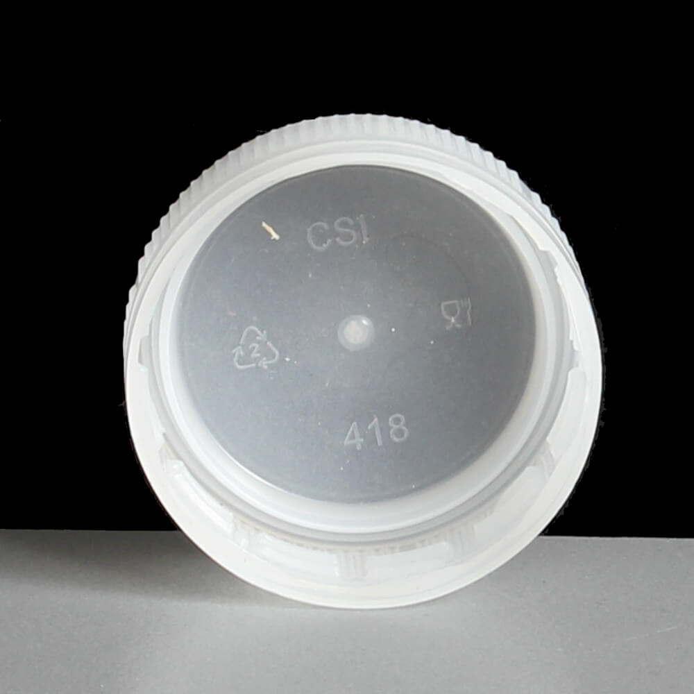 Ml clear plastic juice bottle with cap