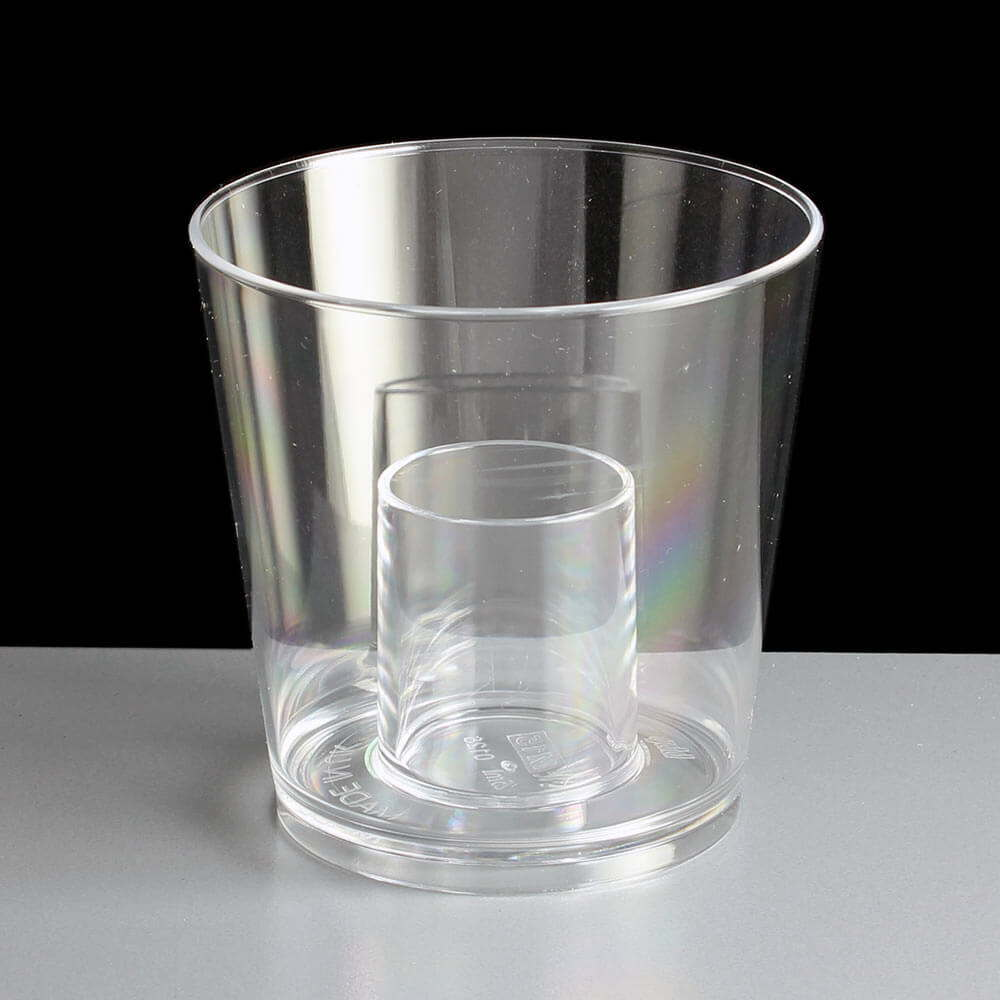 Polycarbonate Bomb Shot Glasses