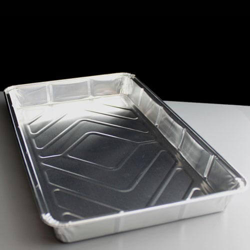 Cooking Cake In Tin Foil Tray Uk