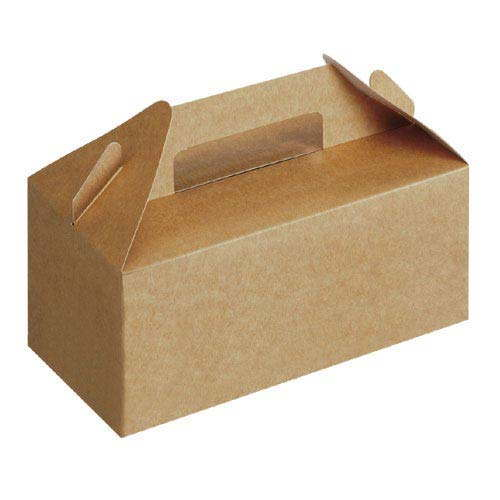 Small Carrypack Handled Food Box