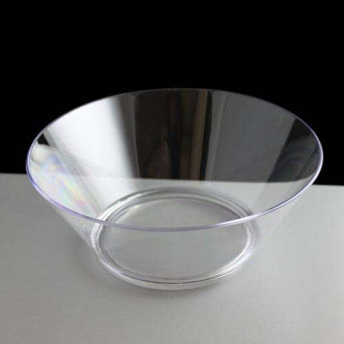 Small Clear Plastic Serving Bowl