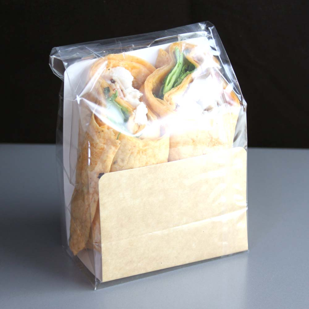 Grab Amd Go Tortilla Wrap Bag Kits