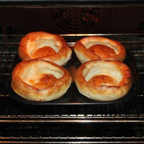 Cake Flour Yorkshire Pudding