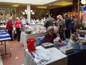 Help For Heroes Charity Cake Sale photos