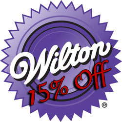 15% off Wilton Baking Products