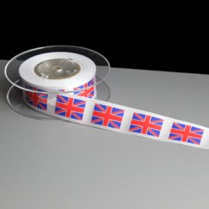 Union Jack Ribbon Reel