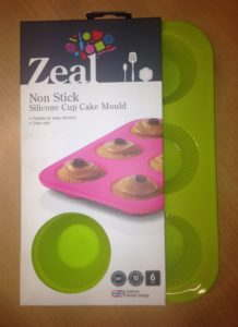 Zeal Non Stick SIlicone Cup Cake Mould