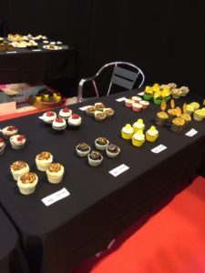 National Cupcake Championships 2014 Entries