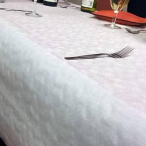 Paper Banquet Roll