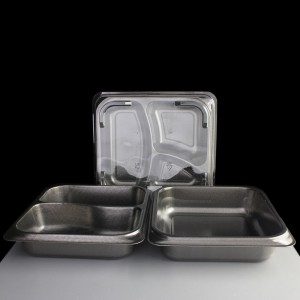 airPET Ready meal packaging
