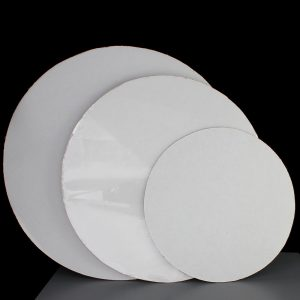 Cardboard Pizza Discs