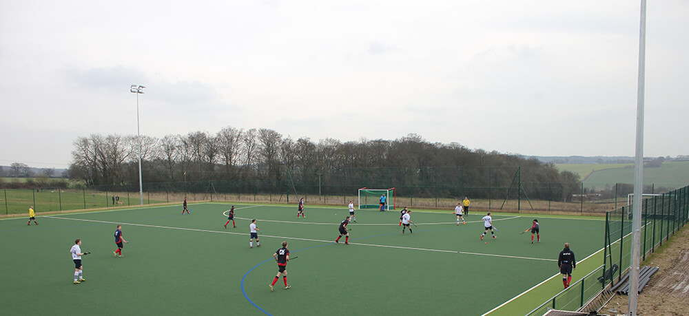 Amersham and Chalfont Hockey Club Astro