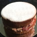 Victoria Sponge with Tala Cake Tin Liners