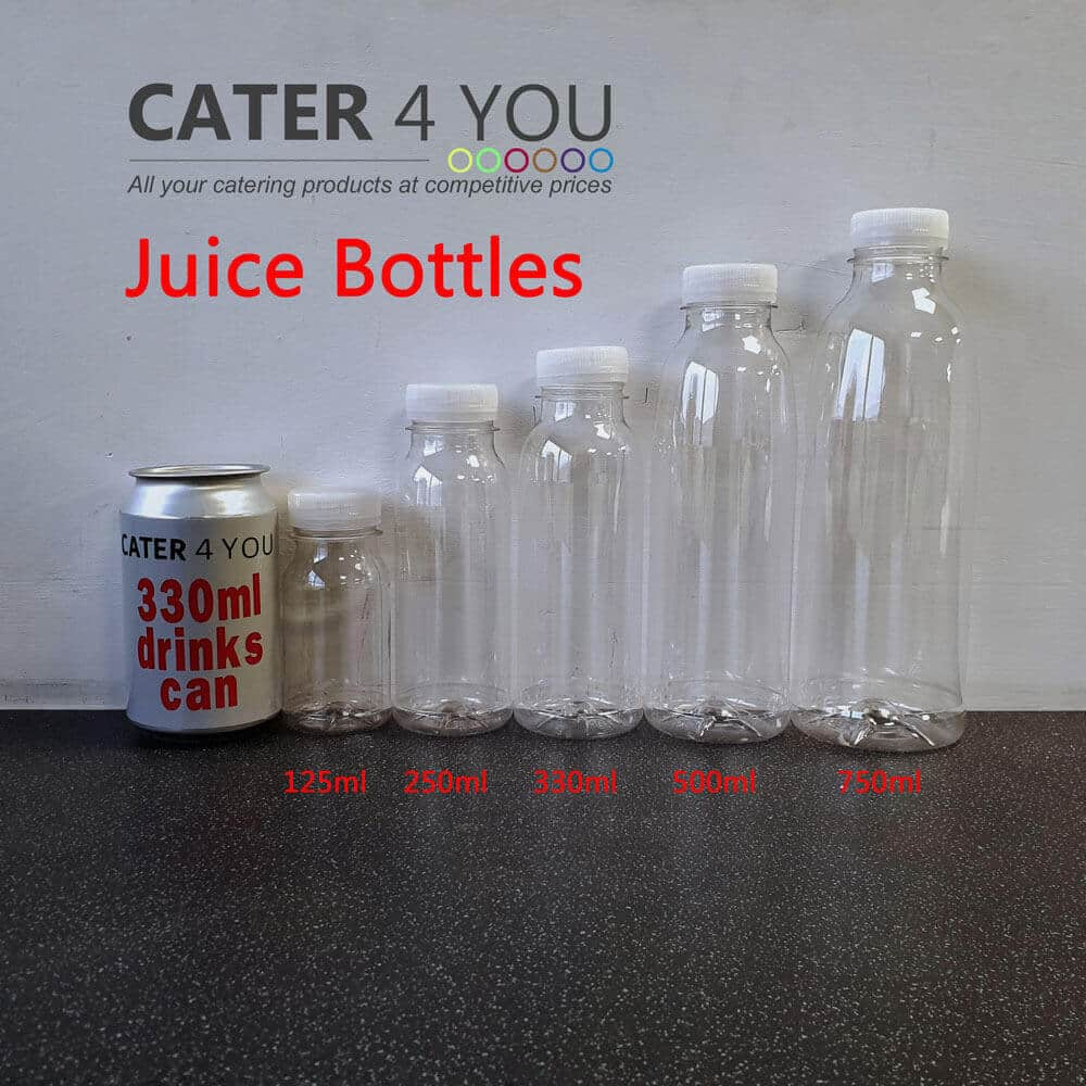 Cater For You Drinks Can Size Comparison Chart